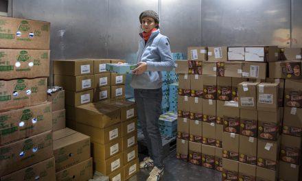 Assistenza alimentare alle famiglie, emporio