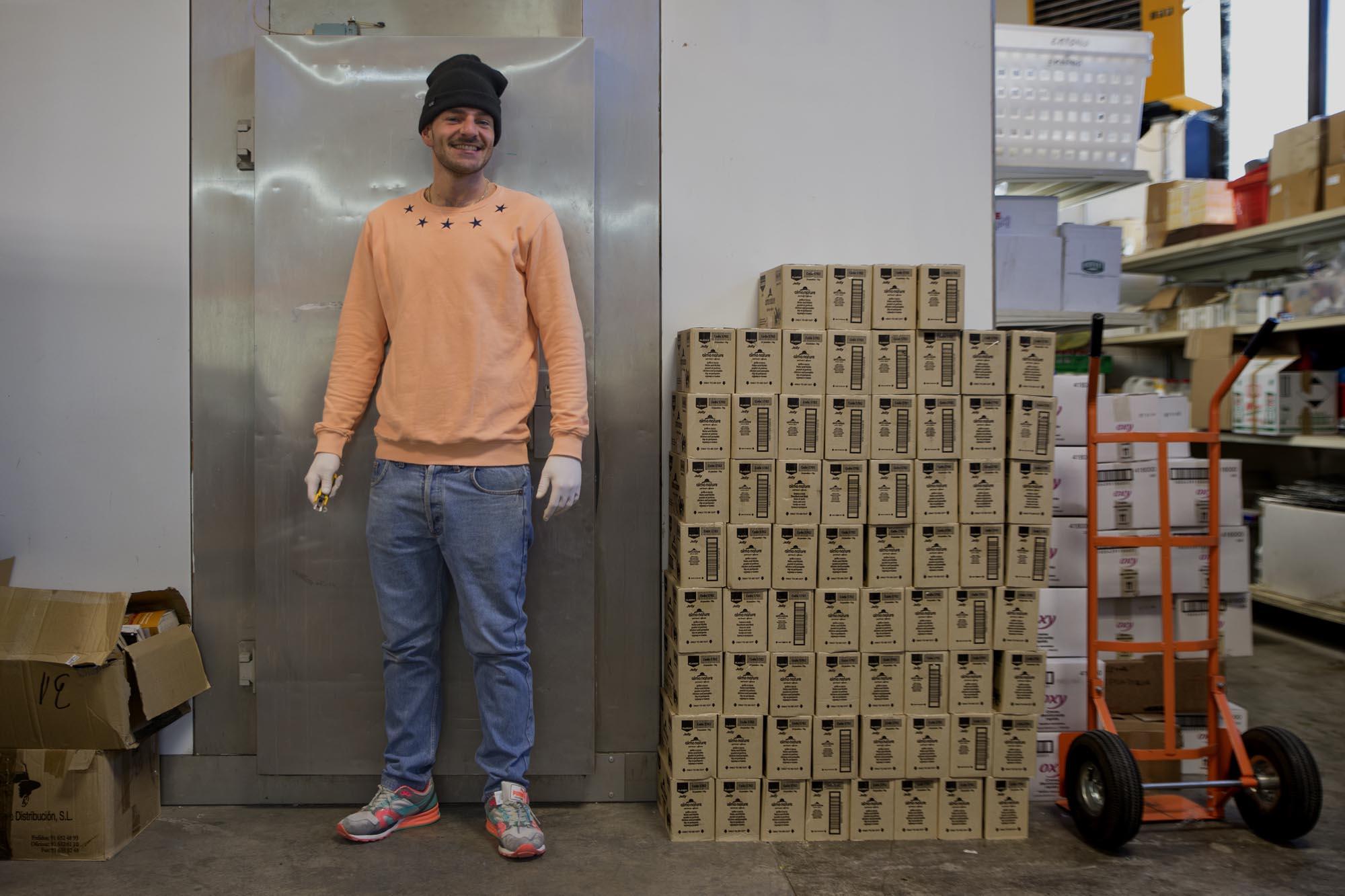 0736 Volontari in un market solidale - Assistenza alimentare alle famiglie, emporio