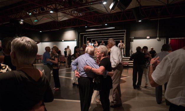 Animazione centro anziani, dancing la montagnola