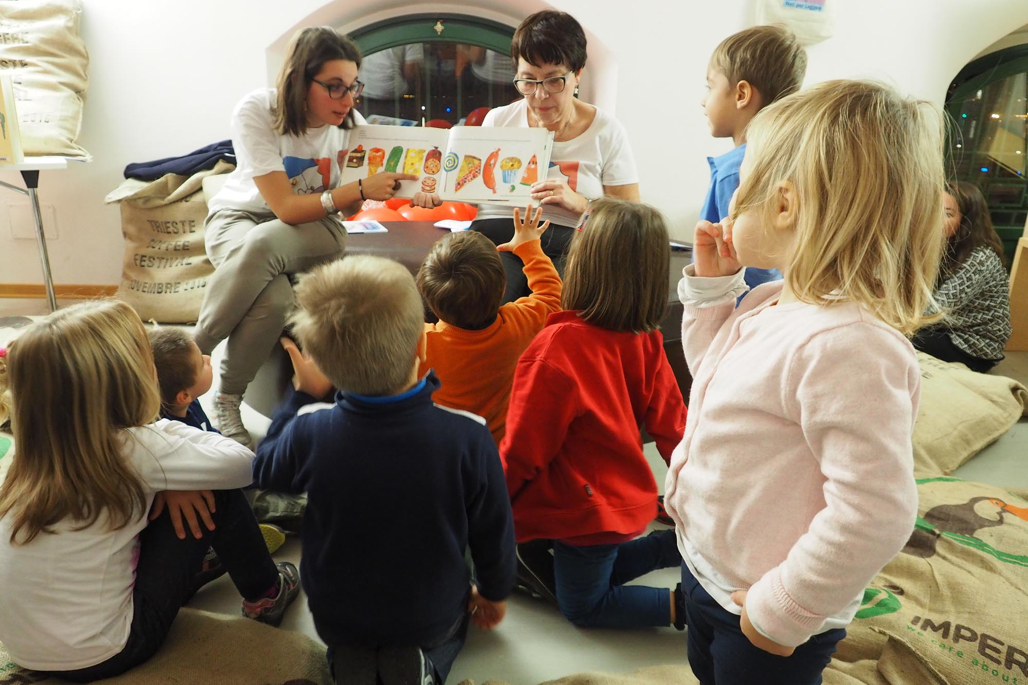 0186 Letture animate per bambini - Nati per leggere