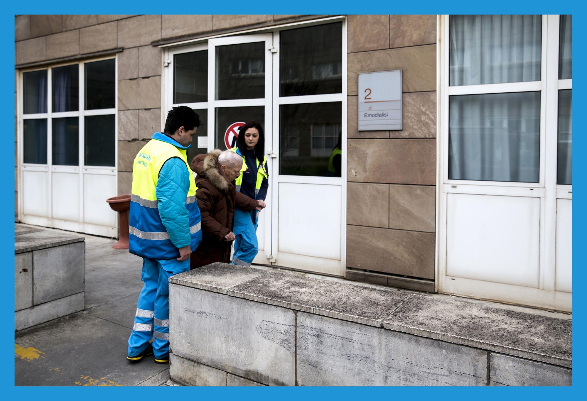 0188 Volontari settore socio sanitario 1 - Volontari AVO e della Misericordia, on the other side