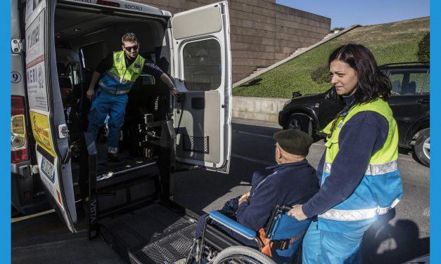 Volontari AVO e della Misericordia, on the other side