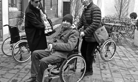 Assistenza disabili, una giornata per l'arte