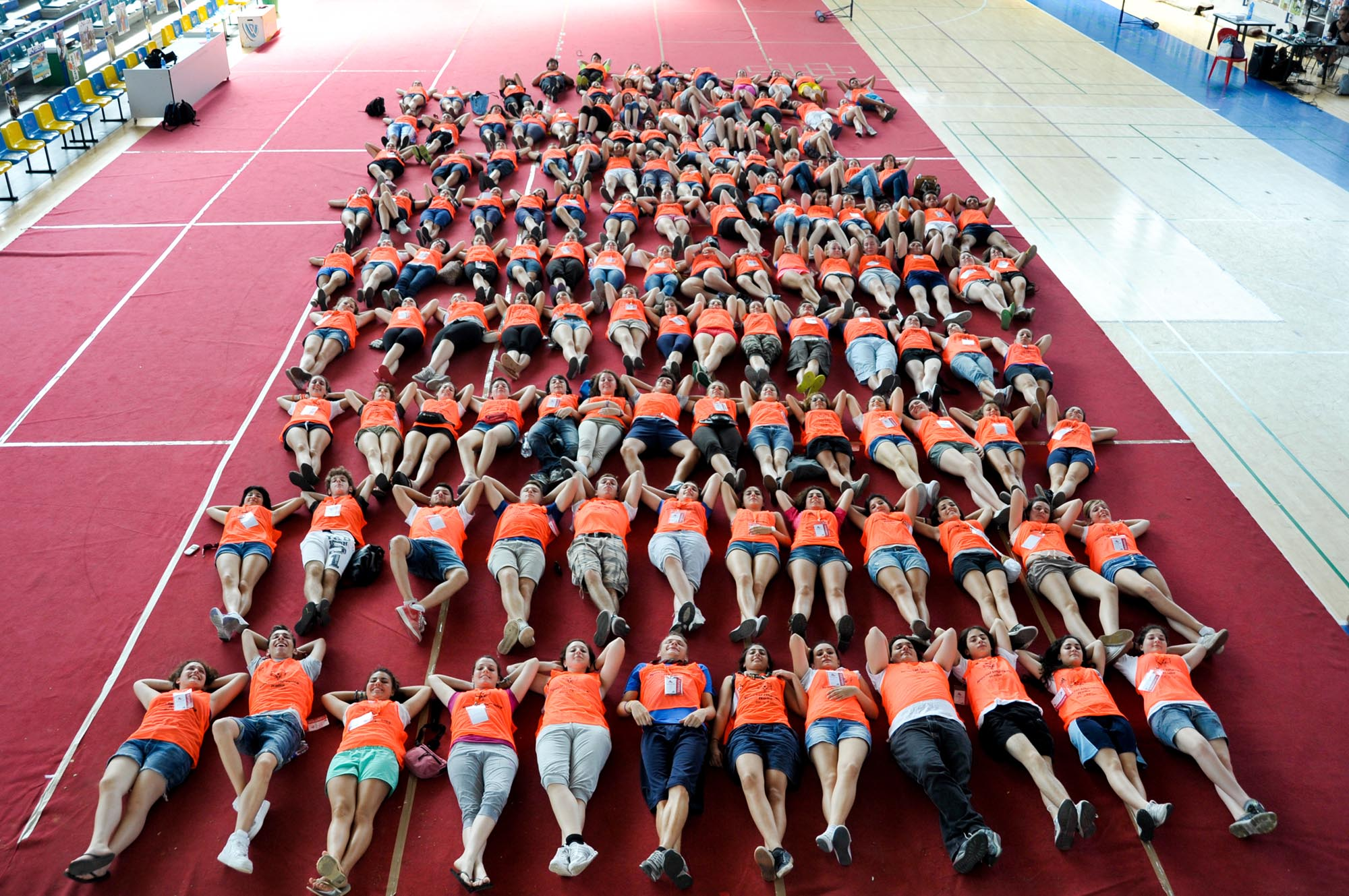0328 Atleti paralimpici - Sport paralimpici