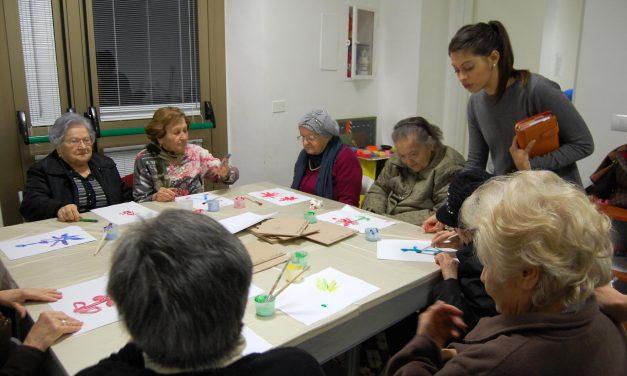 Assistenza malati, caffè Alzheimer Sassoferrato