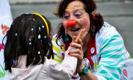 Clown dottori e Misericordia, con poco possiamo fare tanto
